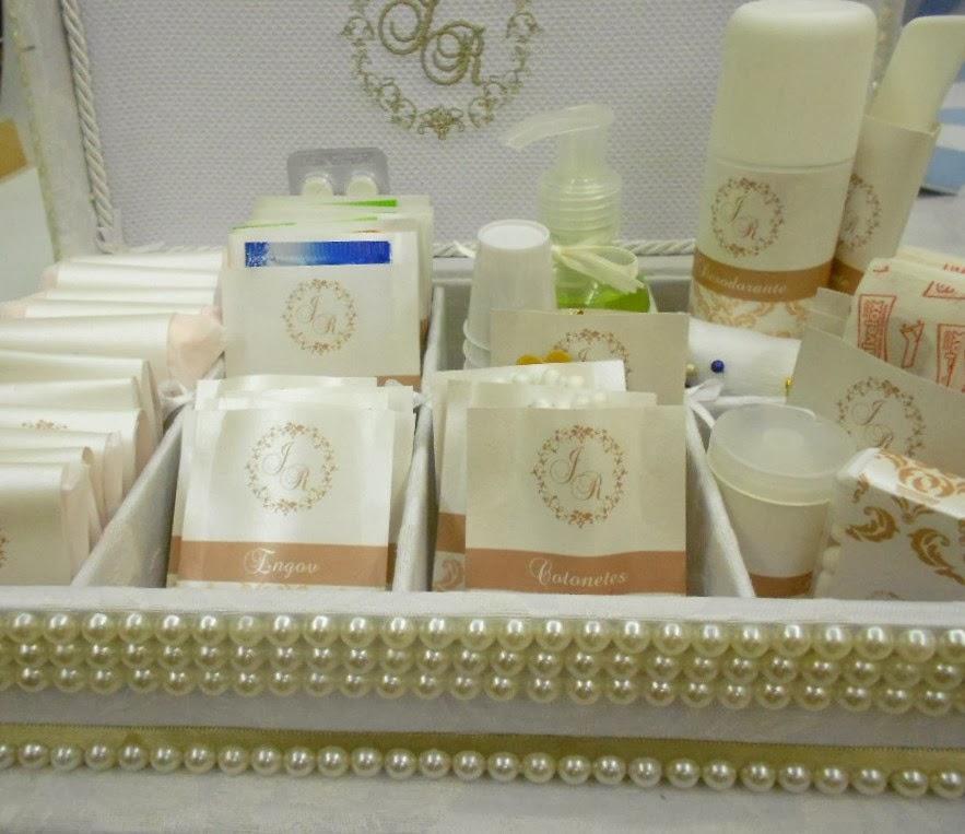 Adesivos De Parede Personalizados Sorocaba ~ Caixa Kit Toalete com pérolas e bordado Um luxo! u2013 Divina Caixa